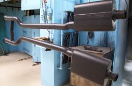 Ceramic Coated Flow Master Exhaust