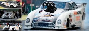 Drag Racecar Slide