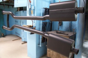 Ceramic Coating Flow Master Exhaust