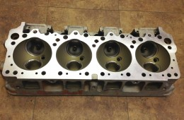 Thermal Barrier Coating V8 Heads